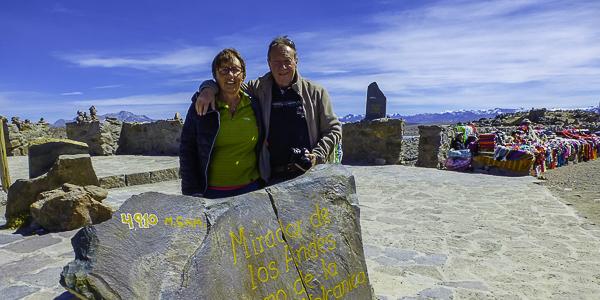 Bernadette et Michel-Groupe Pérou-Juin 2017