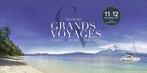 Emotika Voyages au Salon des Grands Voyages 2019 à Paris