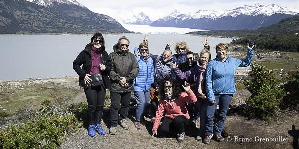 Nadia / Argentine et Chili en petit groupe / Décembre 2019