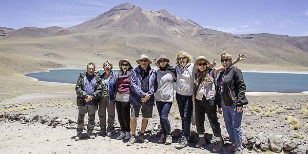 Jean-Pierre / Argentine et Chili en petit groupe / Décembre 2019