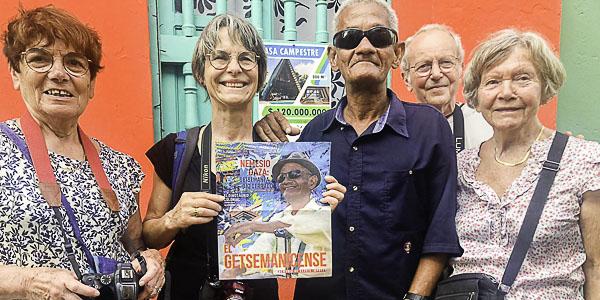 Marie, Jacqueline, Sylviane et Claude / Colombie entre amis / Janvier 2020