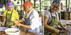 Christine et Jean-Michel / São Tomé-et-Principe en petit groupe / Juin 2021